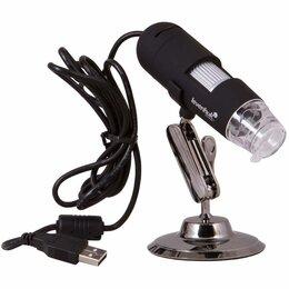 Микроскопы - Цифровой микроскоп Levenhuk DTX 30, 0