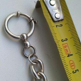Комплекты - Серебряные цепочки для карм.часов, 0