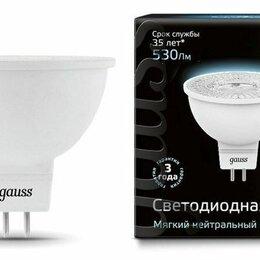 Лампочки - Лампы светодиодные Gauss , 0