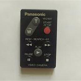 Дистанционное управление - Оригинальный пульт для видеокамер Panasonic VEQ1697, 0