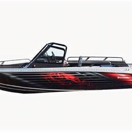 Моторные лодки и катера - Катер Wellboat 45 AU (L, Комплектация 4, , без мотора), 0