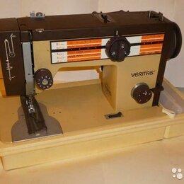 Швейные машины - Швейная машинка Veritas 8014 / 43 электрическая, 0