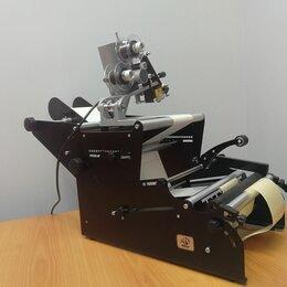 Упаковочное оборудование - Этикетировщик (этикетировочная машина) c датером, 0