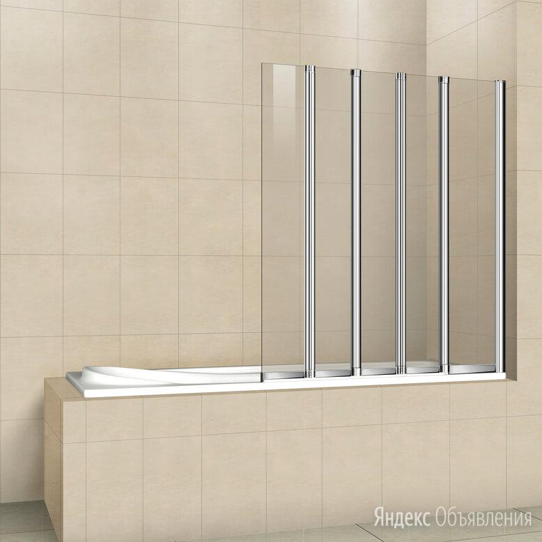 Cezares Шторка на ванну CEZARES PRATICO-V-5-120/140-C-Cr по цене 25320₽ - Полки, шкафчики, этажерки, фото 0