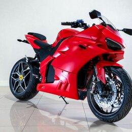 Мото- и электротранспорт - Электромотоцикл Ducati Panigale, 0