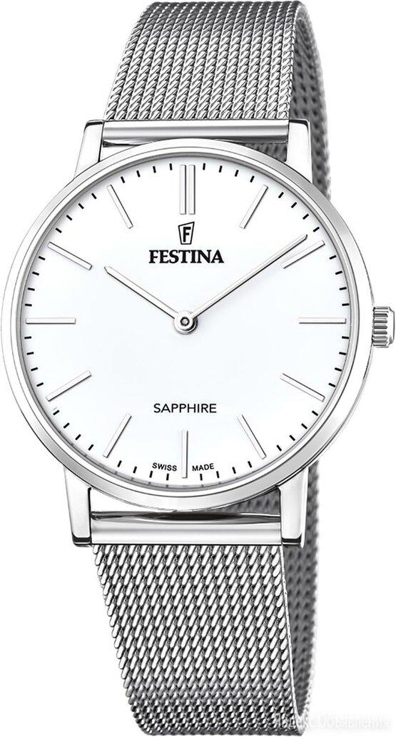 Наручные часы Festina F20014/1 по цене 14000₽ - Наручные часы, фото 0