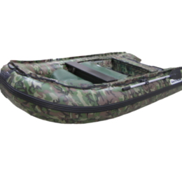 Моторные лодки и катера - Надувная лодка Golfstream ACTIVE CD330 AL CAMO, 0