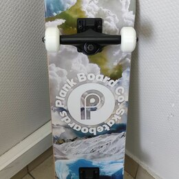 Скейтборды и лонгборды - Скейтборд PLANK FROSTY 31х8, 0