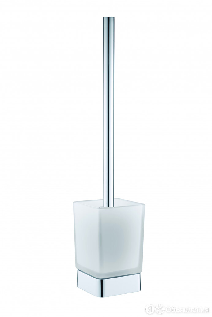 Bemeta Ёршик для унитаза Bemeta Solo 139113142 83*390*93, латунь хром по цене 3800₽ - Комплектующие, фото 0