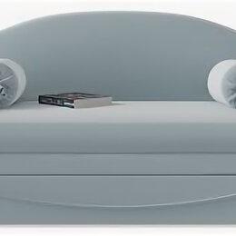 Диваны и кушетки - Диван-кровать Димочка Люкс. Детский. Цвет голубой., 0