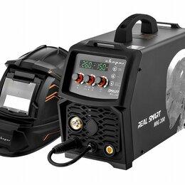 Сварочные аппараты - Сварочный Полуавтомат Сварог Real Smart Mig 200 BLACK, 0