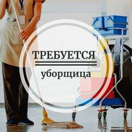 Уборщица - ПОДРАБОТКА - уборщик (ца), 0
