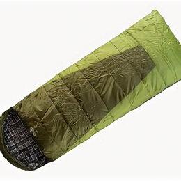 Спальные мешки - Спальник Tramp Sherwood Regular TRS-054R (Хаки ЛЕВЫЙ  ), 0