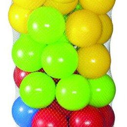 Шарики для сухих бассейнов - Набор шаров для сухого бассейна 50 шт в сетке SB78-50, 0