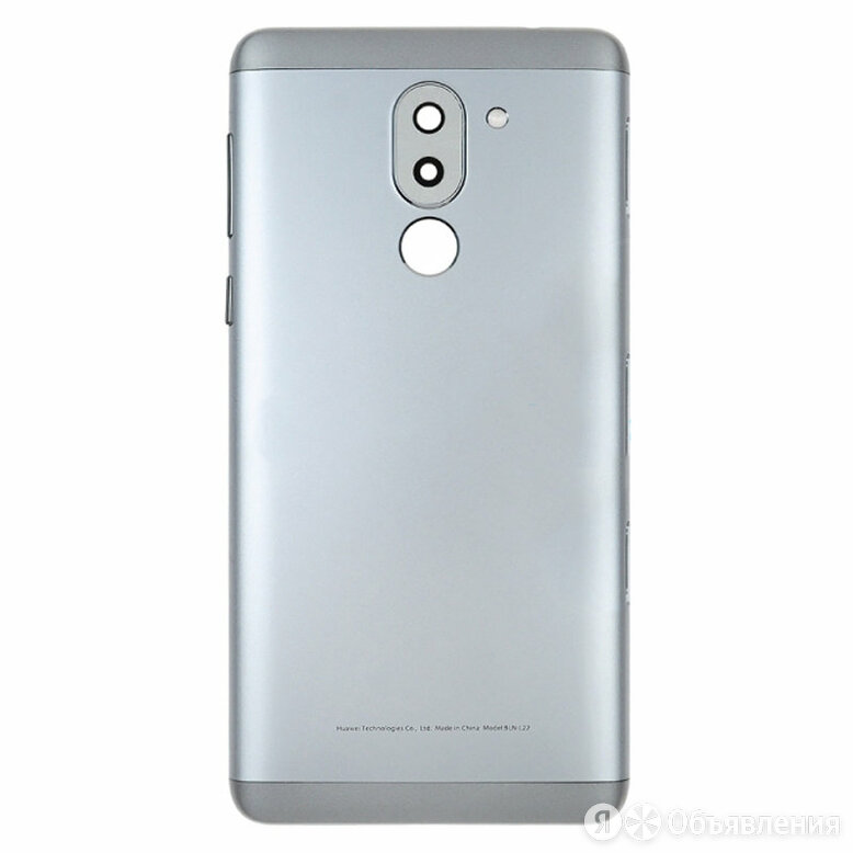 Задняя крышка корпуса для Huawei Honor 6X (BLN-L21) (Серый) по цене 450₽ - Корпусные детали, фото 0