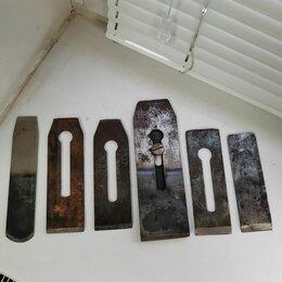 Рубанки - Нож для рубанка ссср 6 штук, 0