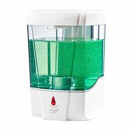 Мыльницы, стаканы и дозаторы - Дозатор для жидкого мыла автоматический SAVOL ZY8239, 700мл., 0