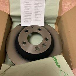 Тормозная система  - Тормозные диски Туарег, Ауди Q7, 0