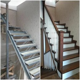 Лестницы и элементы лестниц - Лестница под ключ, 0