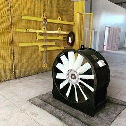 Промышленное климатическое оборудование - Вентилятор  осевой , 0