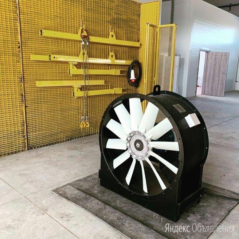 Вентилятор  осевой  по цене 17000₽ - Промышленное климатическое оборудование, фото 0
