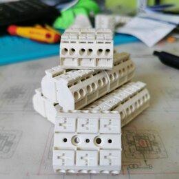 Товары для электромонтажа - Клеммные зажимы Wago 862-603 серия 0,5-4,0 мм2 / AWG 20-12 / 32A 500V, 0