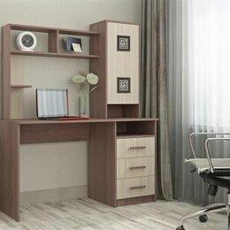 Компьютерные и письменные столы - Стол компьютерный Фаворит, 0