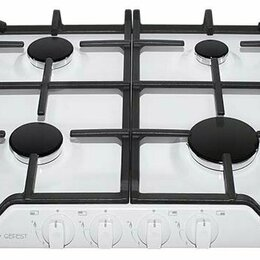 Плиты и варочные панели - Поверхность газовая Gefest ПВГ 1212 эмаль, 0