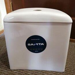 Унитазы, писсуары, биде - Бачок для унитаза sanita эталон 1071 белый, 0