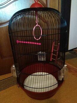 Клетки и домики - Клетка для попугая , 0