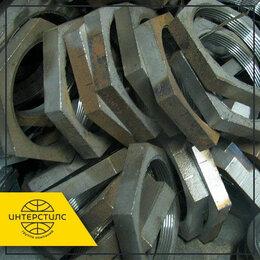 Шайбы и гайки - Контргайка стальная Ду 50 ГОСТ 8968-75, 0