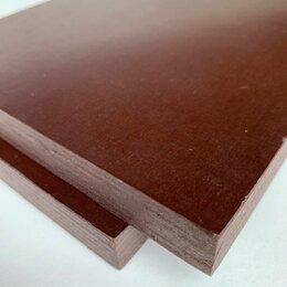 Древесно-плитные материалы - Фанера ламинированная (береза) 2400*1220, 0