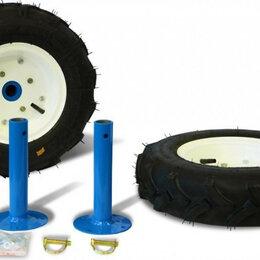 Двигатели - Комплект транспортных колес НЕВА 4.0х8 (25мм) 005.68.1160 [005.68.1160], 0