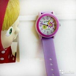 Наручные часы - Часы наручные детские Цветочек, 0