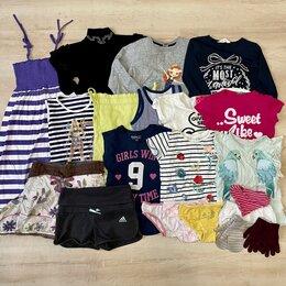 Комплекты - Пакет одежды для девочки 6-8 лет (116-128 см), 0