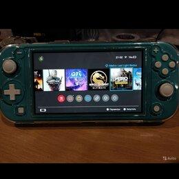 Игровые приставки - Nintendo Switch, 0