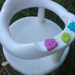 Сиденья, подставки, горки - Сиденья для купания малышей с 3 месяцев, 0