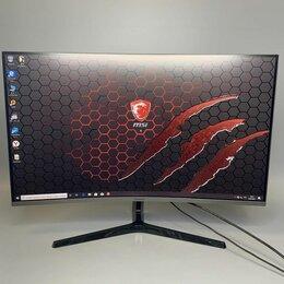 Мониторы - 32'' 144GHz 2k Монитор Samsung C32JG50QQI черный, 0