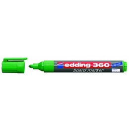 Информационные табло - Маркер для белых досок EDDING E-360/4, 0