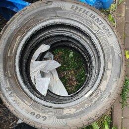 Шины, диски и комплектующие - Резина good year 215/65 r16, 0