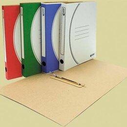 Упаковочные материалы - Гофроскоросшиватель  30мм,  белый/цветной (50), 0