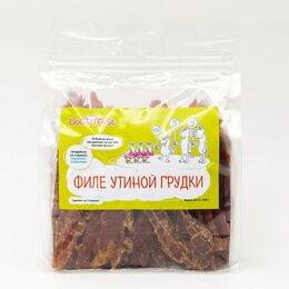 Лакомства  - Лакомство для собак Dog fest филе утиной грудки, 500 г, 0