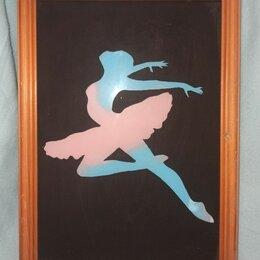 Картины, постеры, гобелены, панно - Балерина, 0
