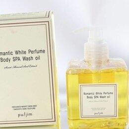 Для душа - Puljim Romantic White Perfume Body SPA Wash oil , 0