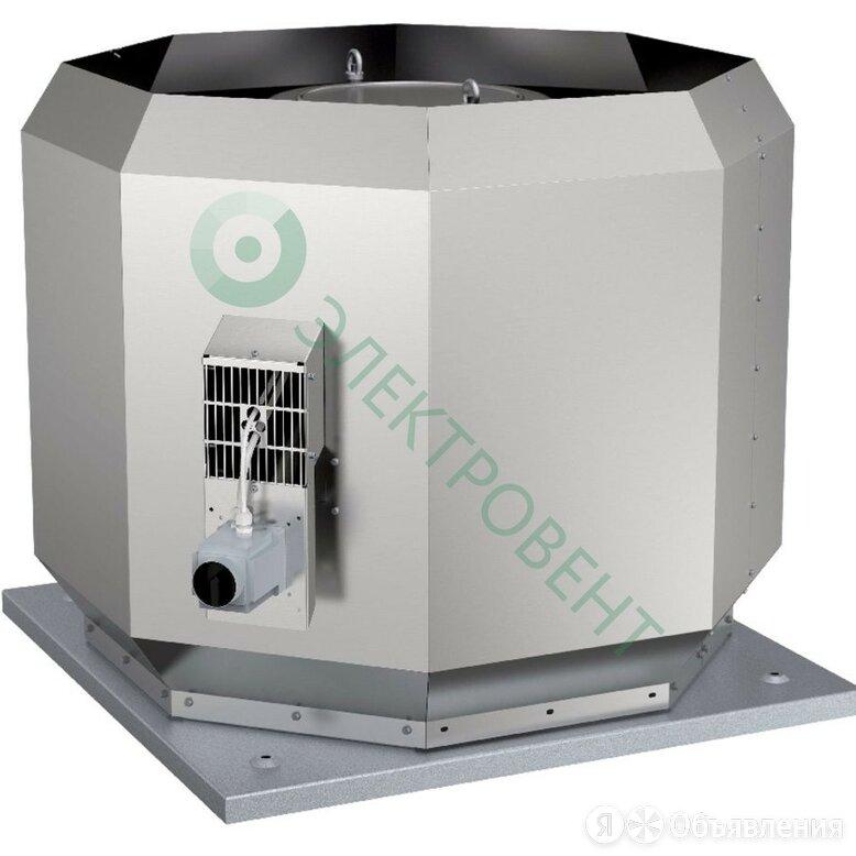 Systemair DVV 630D4-XS/F400 smoke extr по цене 382722₽ - Вентиляторы, фото 0