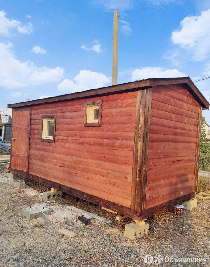Каркасная баня под ключ по цене 279000₽ - Готовые строения, фото 0