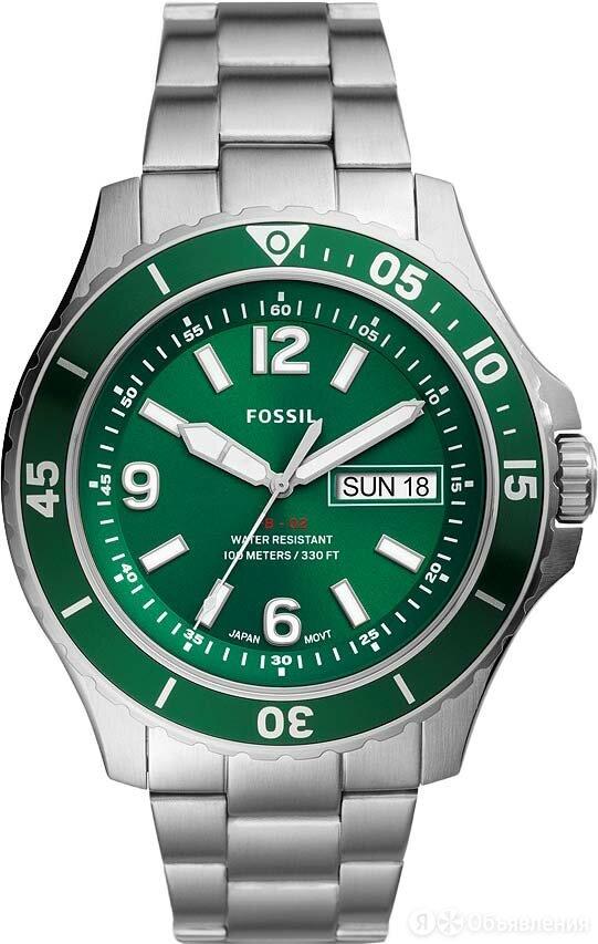 Наручные часы Fossil FS5690 по цене 11190₽ - Наручные часы, фото 0