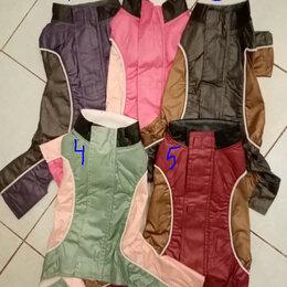 Одежда и обувь - Утеплённый дождевик для собаки, 0