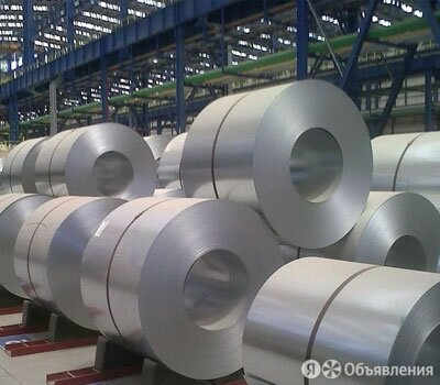 Рулон холоднокатаный 1,1х1250 мм Ст5сп ГОСТ 16523-97 по цене 48593₽ - Металлопрокат, фото 0