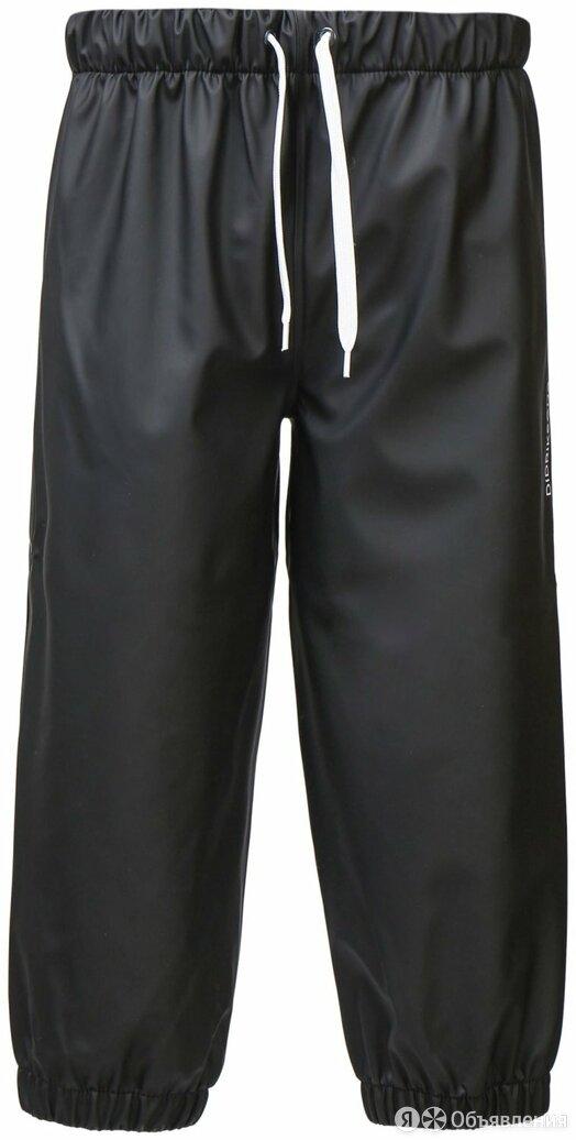 Штаны детские Didriksons MIDJEMAN KIDS PANTS, черный, 502933 (Рост: 90 ) по цене 890₽ - Брюки, фото 0